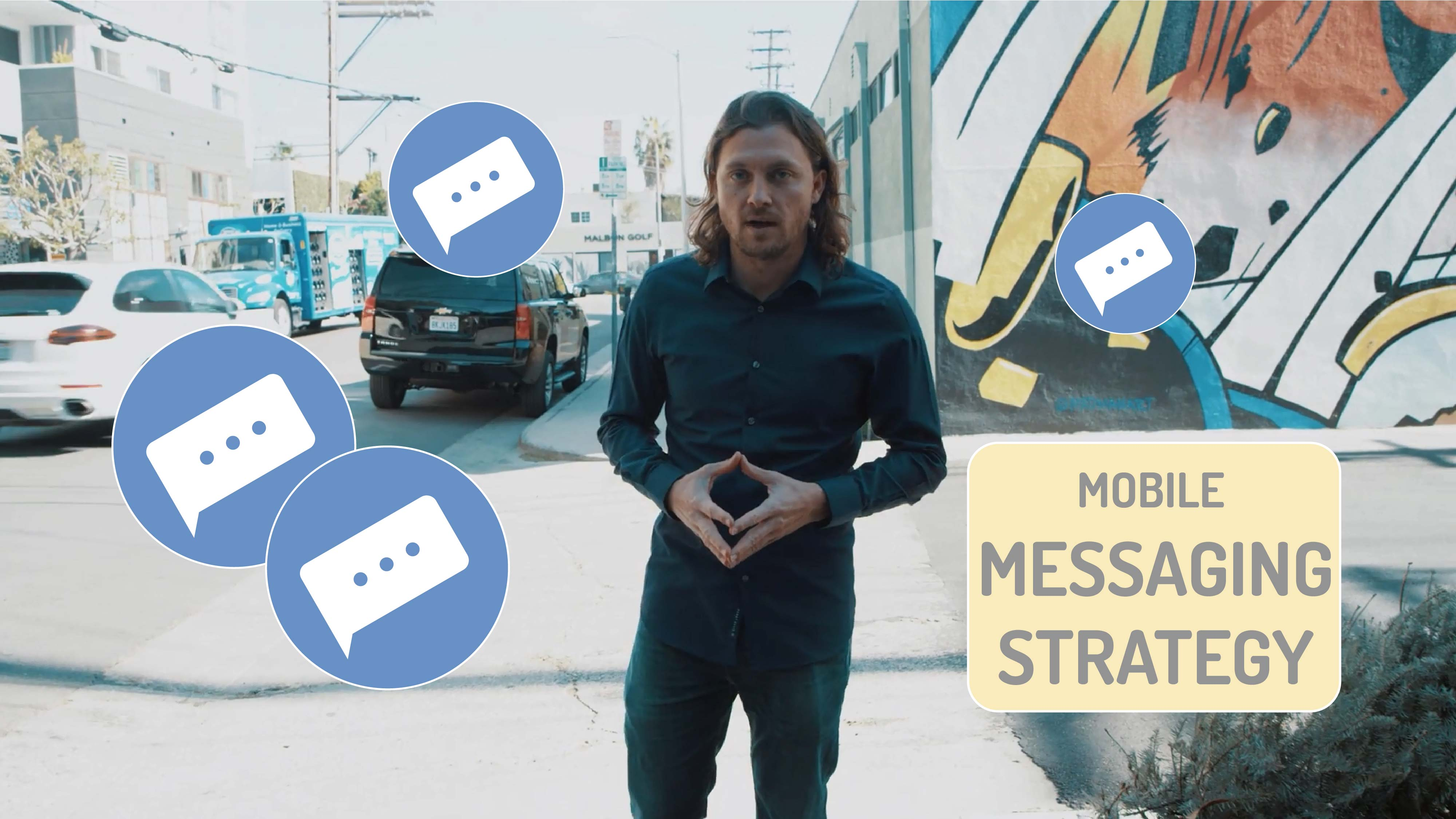 Mobile messaging strategy - Marketing Video