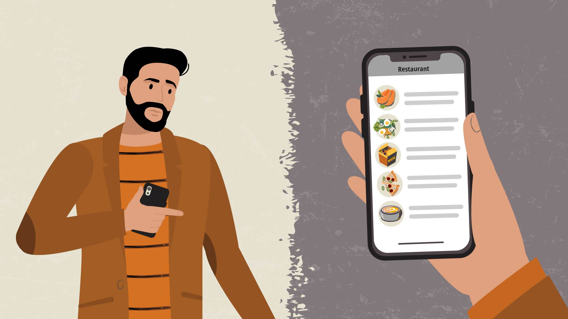 A Spotify for Meals | Animated Explainer Video