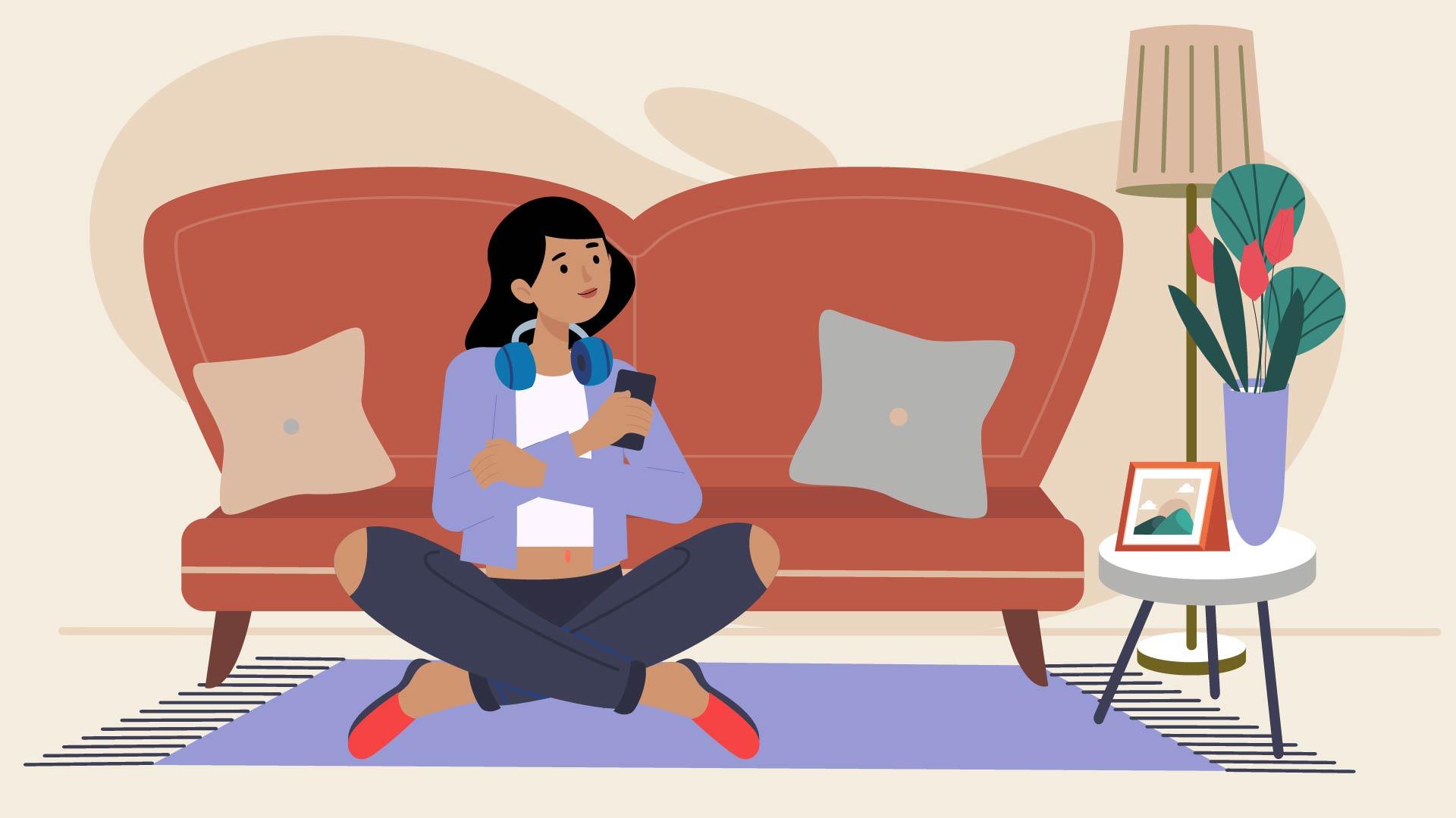 Safe shopping   Online shopping   Joom   Animated Promotional Video