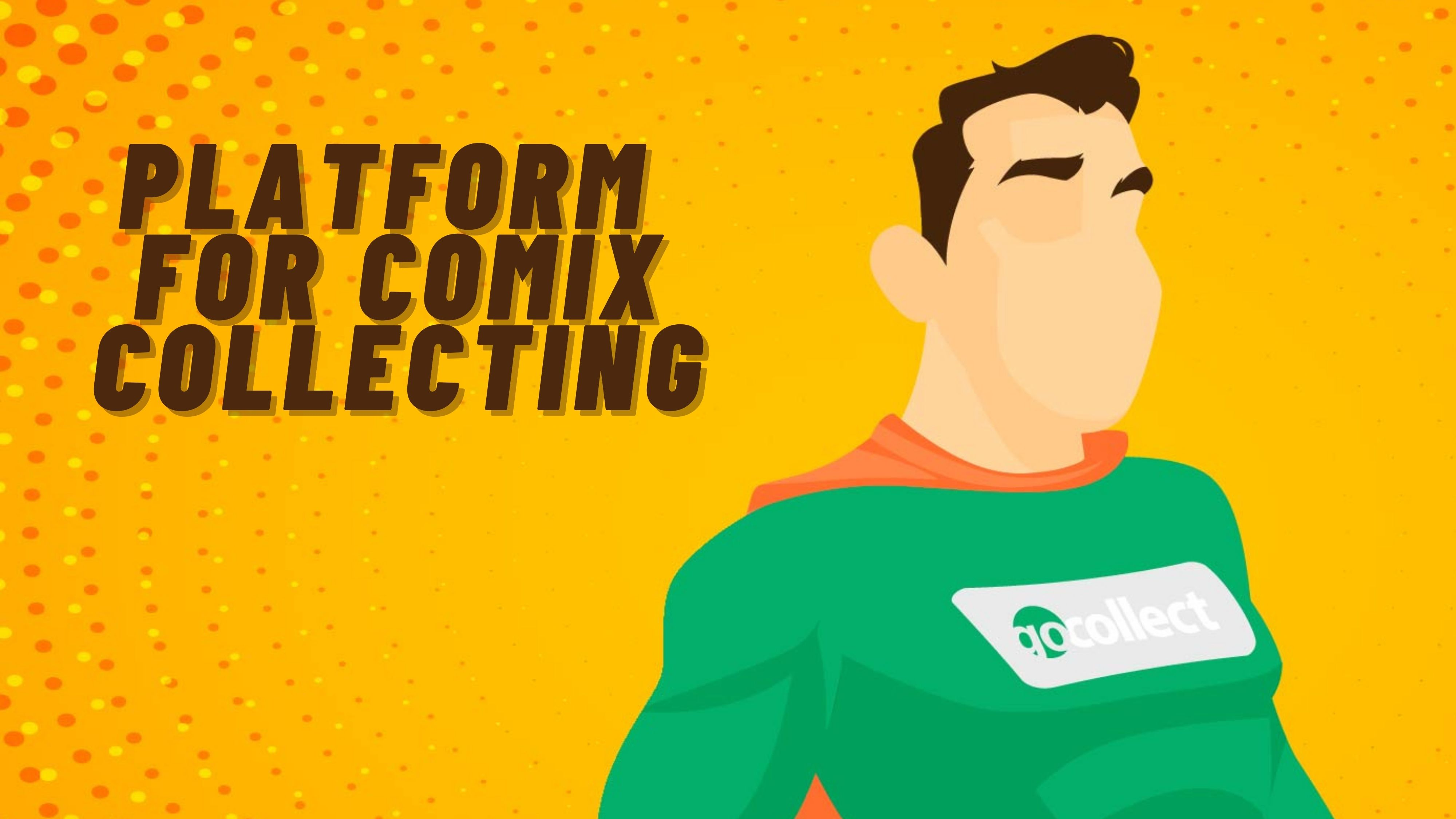 Unique Platform for Comix Collecting | 2D Animated Video