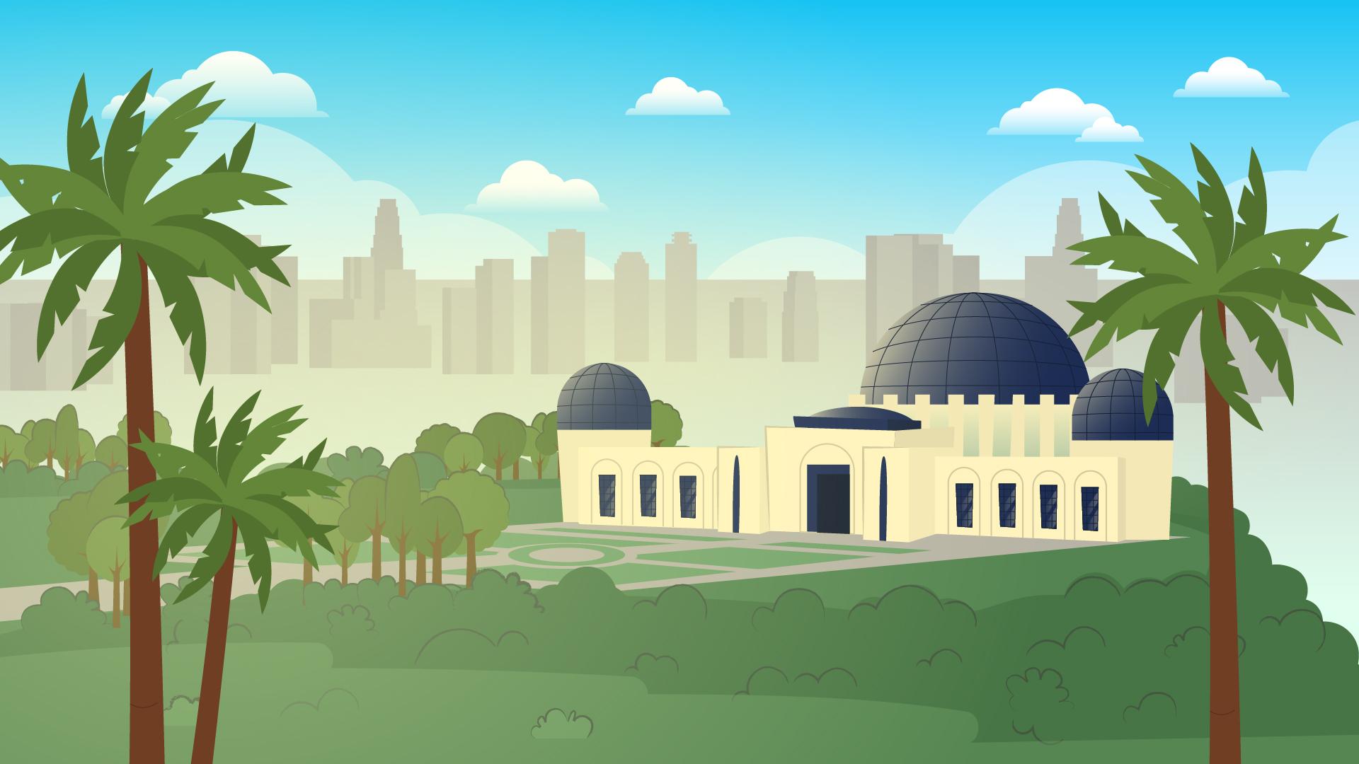 Building - Animation