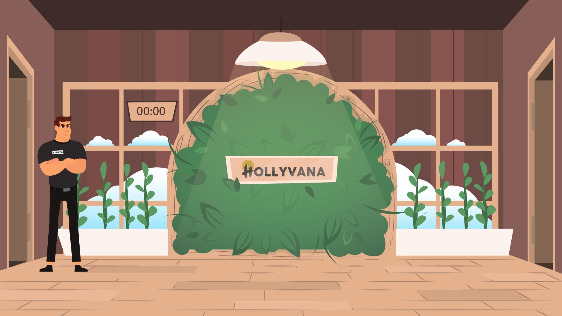 Hollyvana - Explainer Video