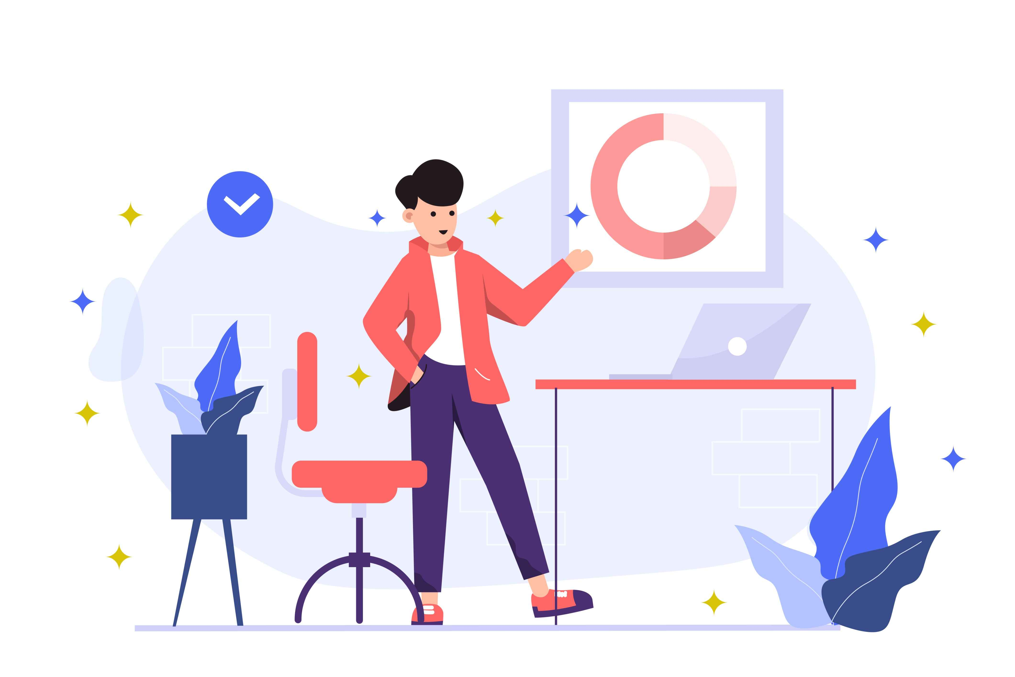 Effectiveness of animation video for a startup