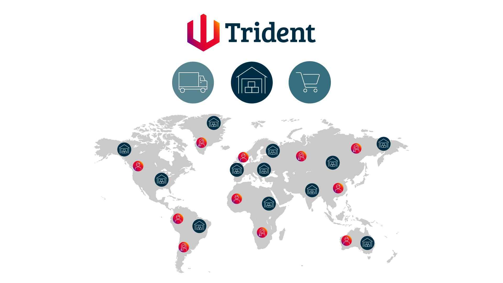 Trident platform in IT Video