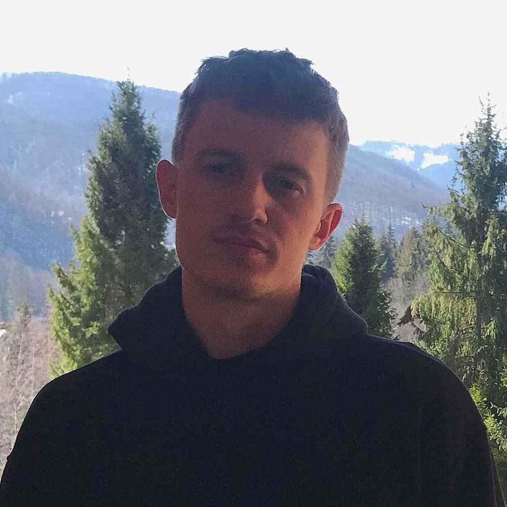 dima kuzmenko motion designer picture - designer's personal profile1