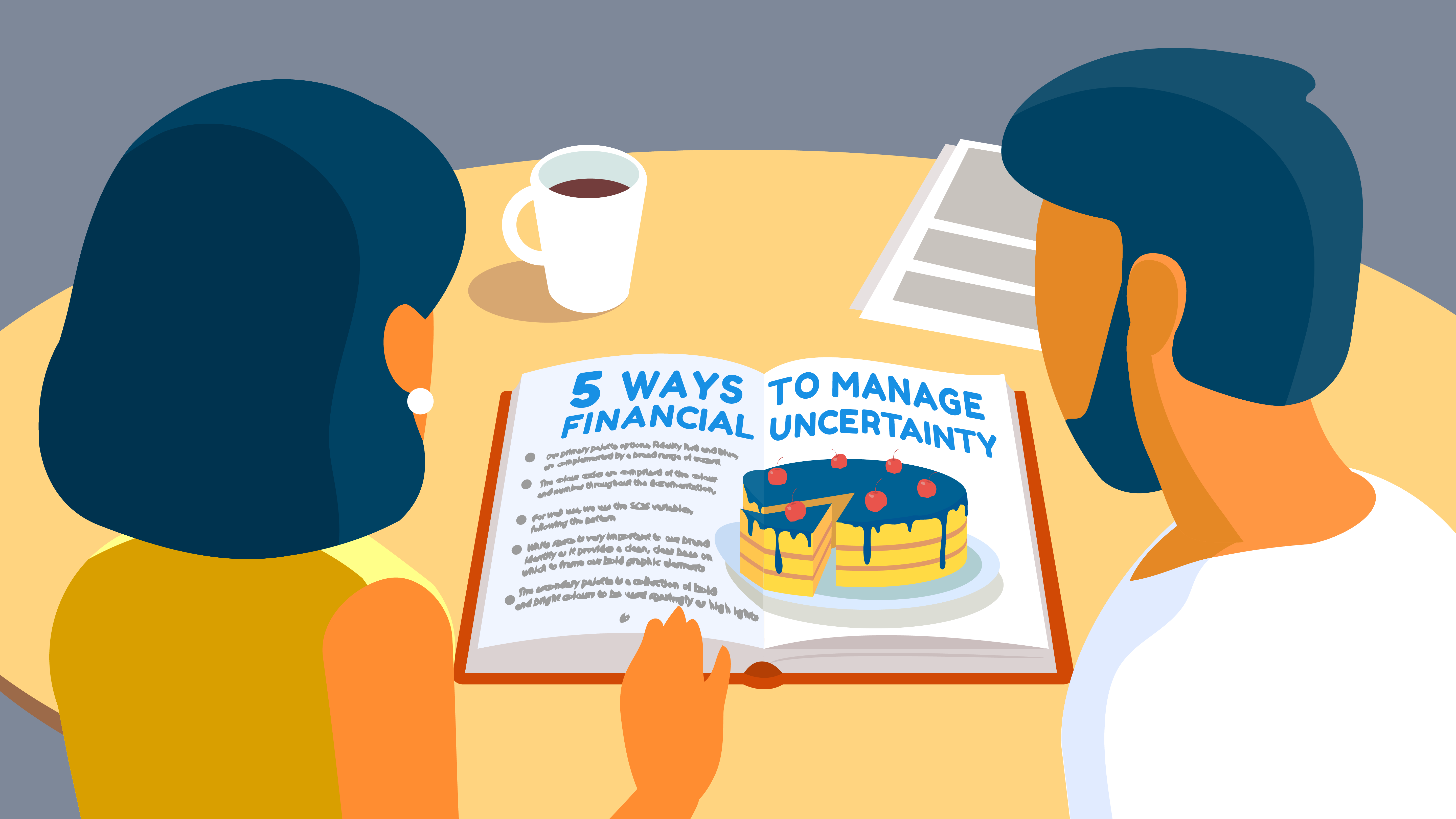 5 ways to manage financial uncertainty - Explainer Video