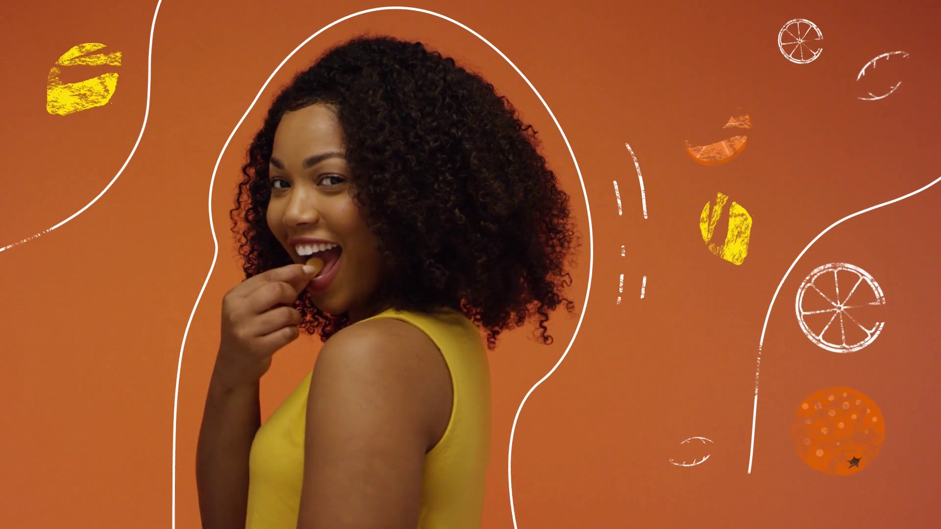The use of vitamins in Marketing Video