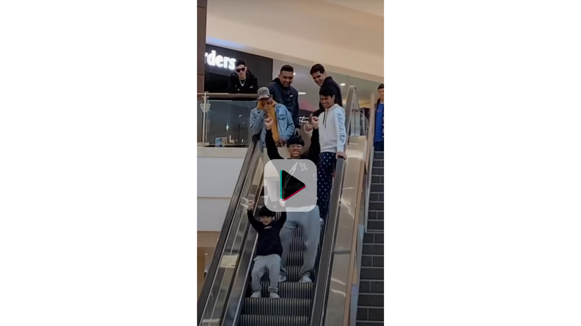 Cool videos from TikTok, which are very popular, in the article about advertising