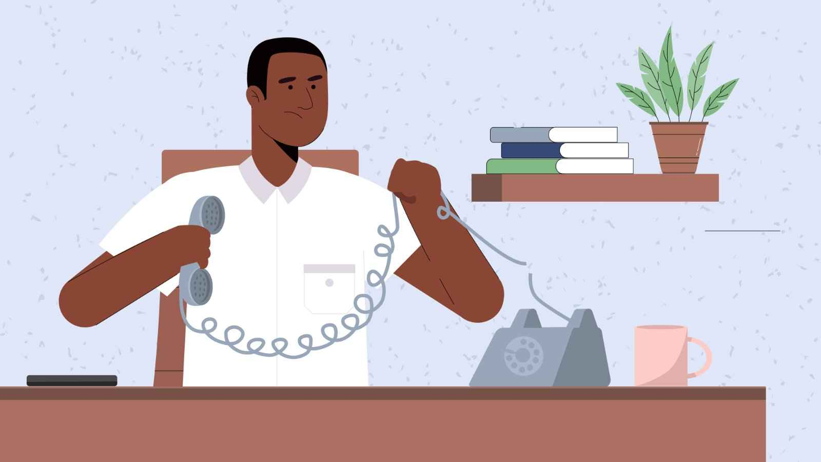 Lack of mobile communication in Animation Explainer Video
