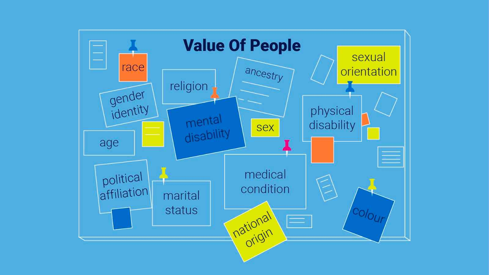 Value of People in Animated Explainer Video
