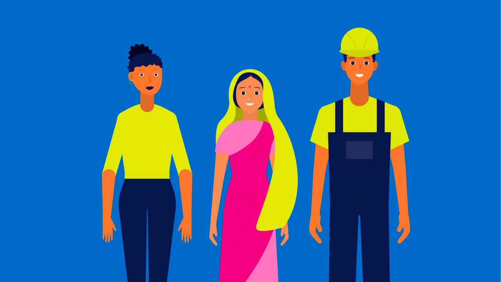 Equality of Rights in Animated Corporate Video