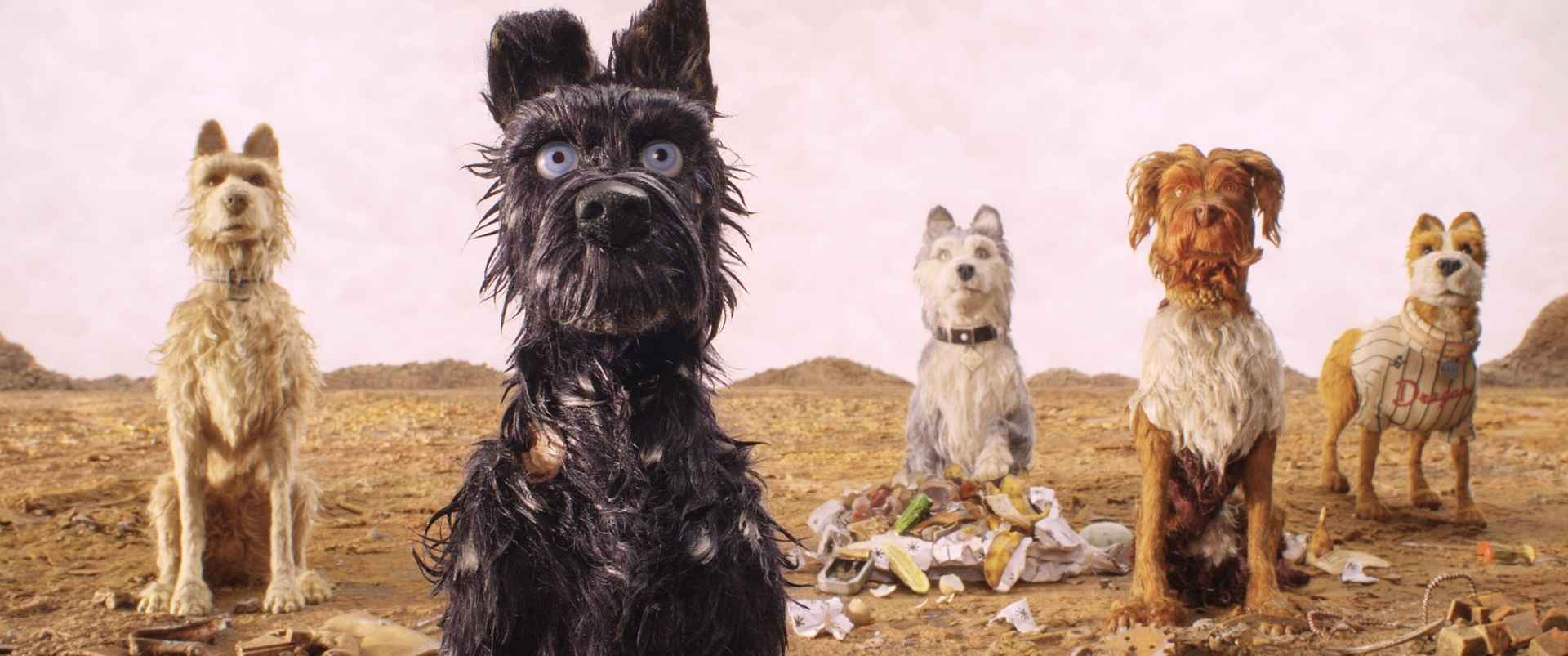 """""""Isle of Dogs"""" by Wes Anderson"""