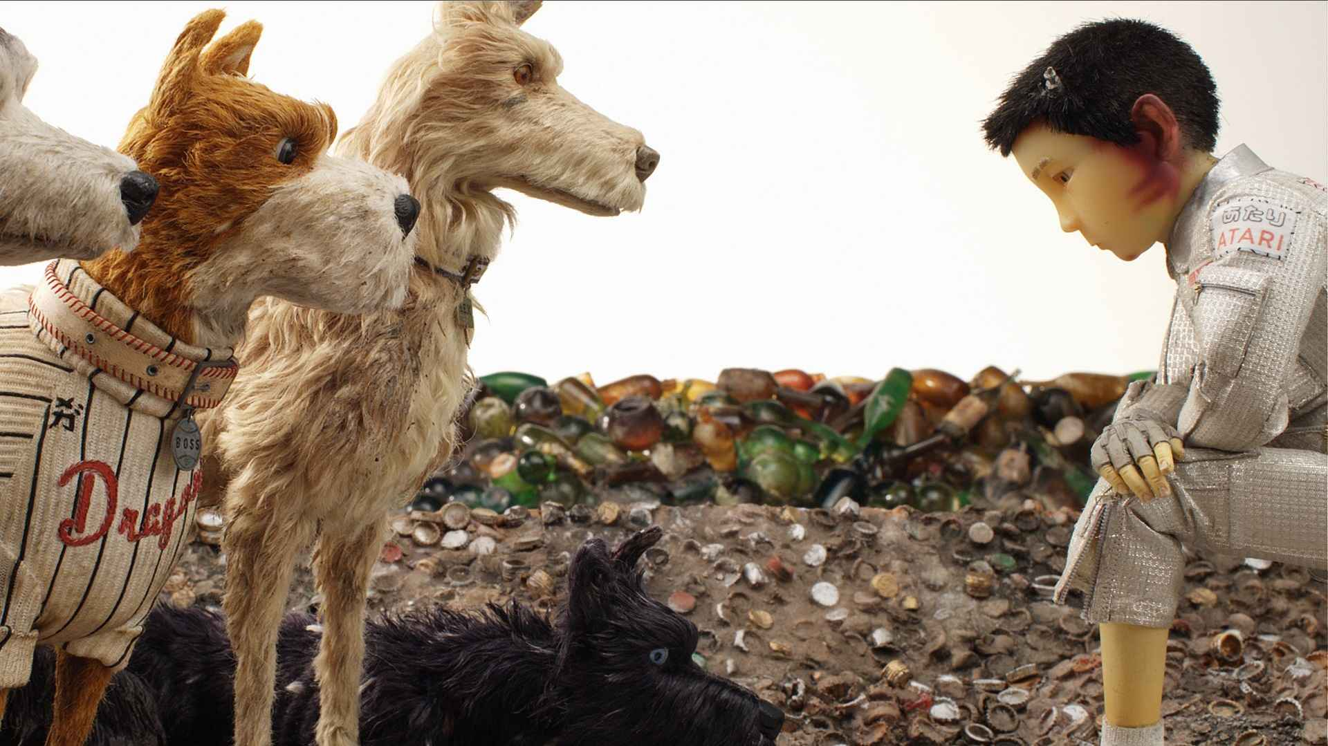 """""""Isle of Dogs"""" in an article about the best animated films"""