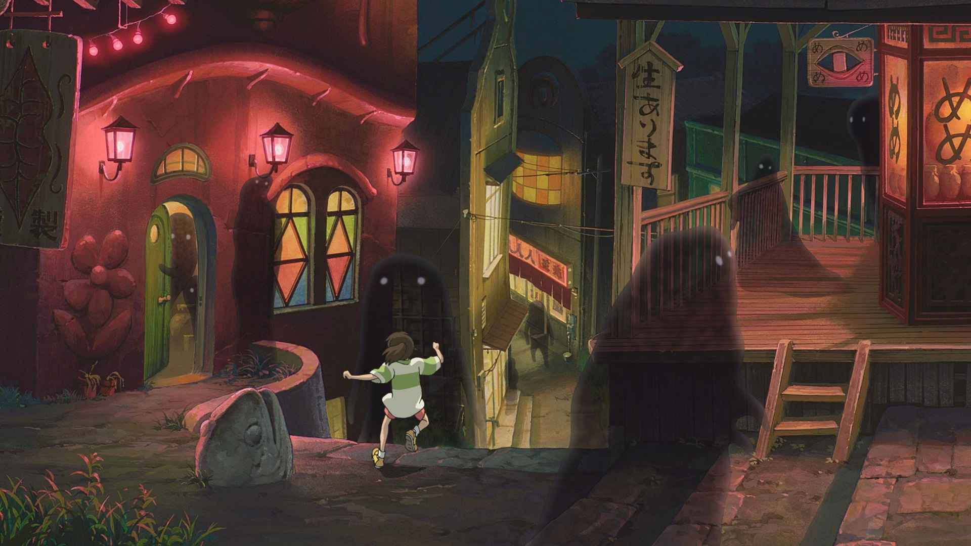 Ghibli's cartoon in the article 5 cool animated films