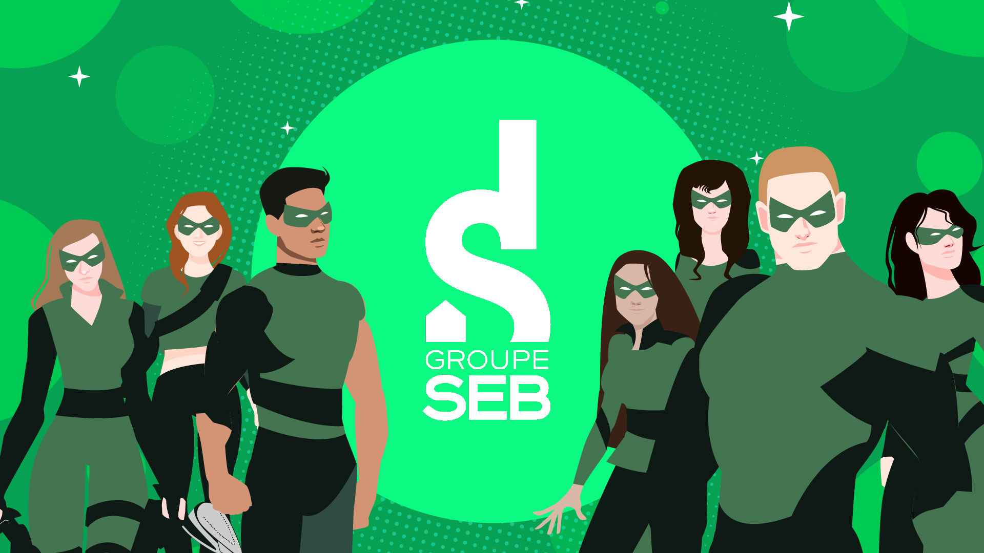 Groupe SEB in Animated Explainer Video