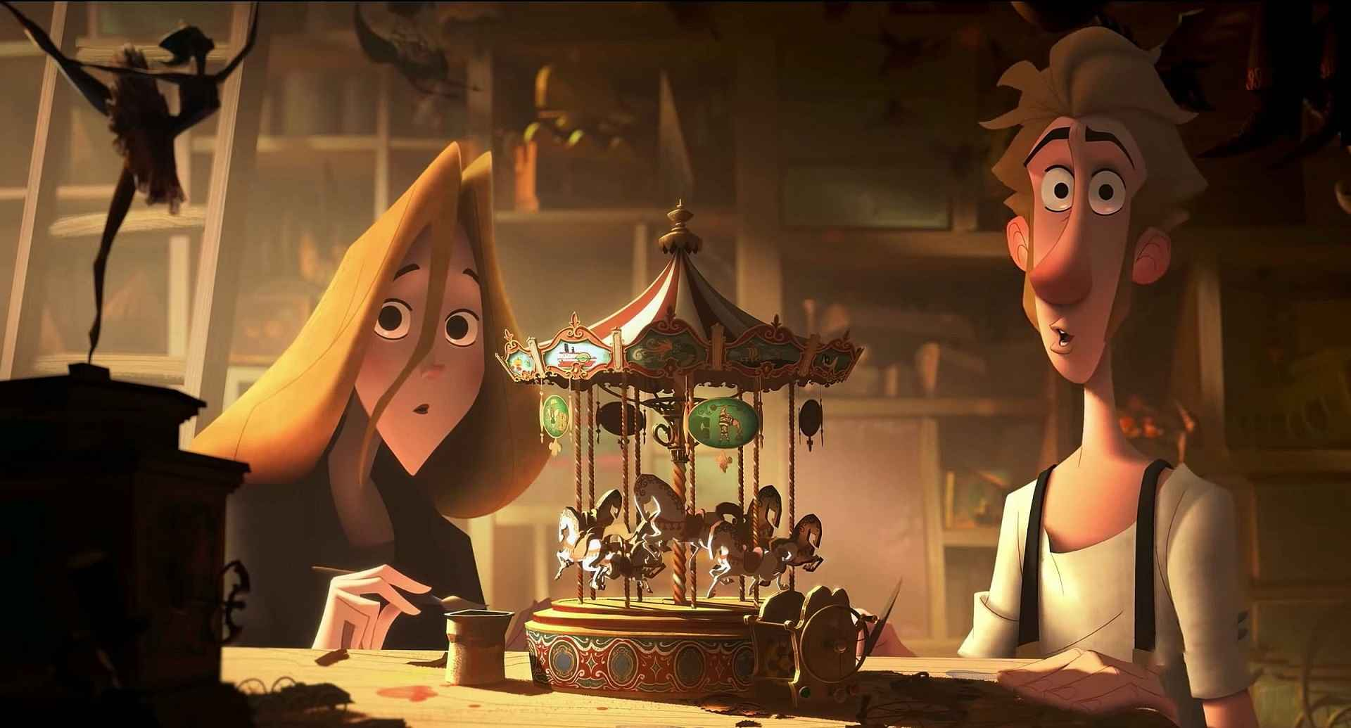 """Animated film """"Klaus"""" in Article 5 of the Best Cartoons"""