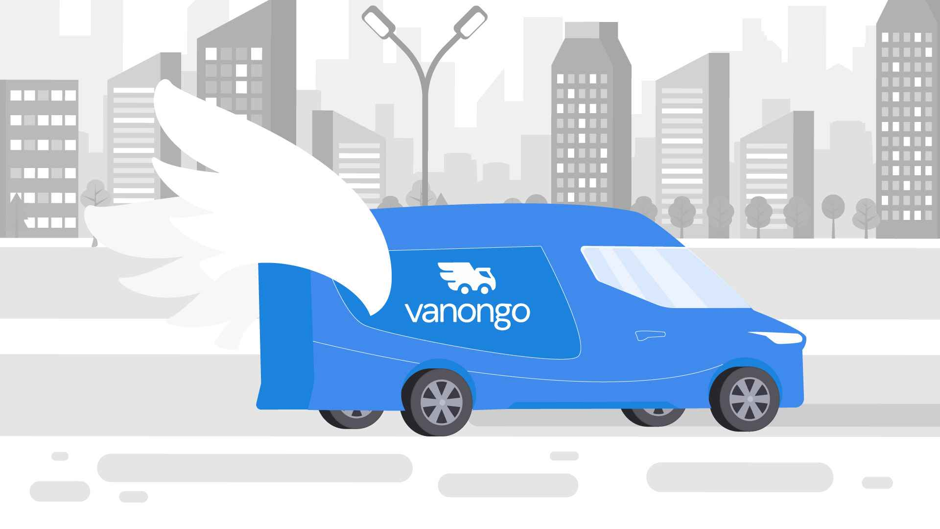 Fast delivery of goods to Animated Presentation Video