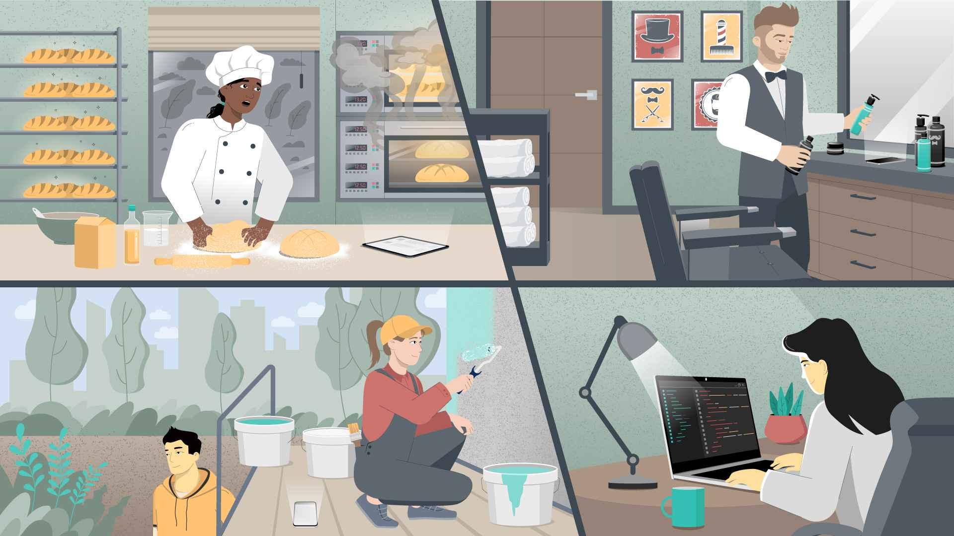 Startups in Insurance Video