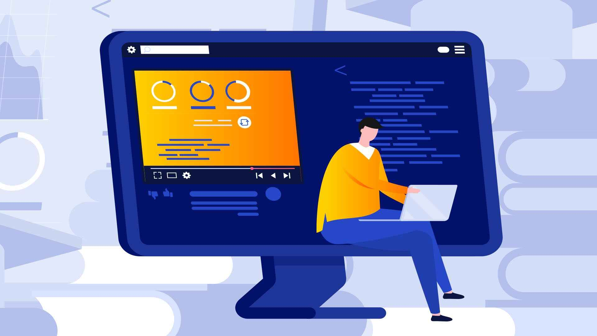 What is web animation?