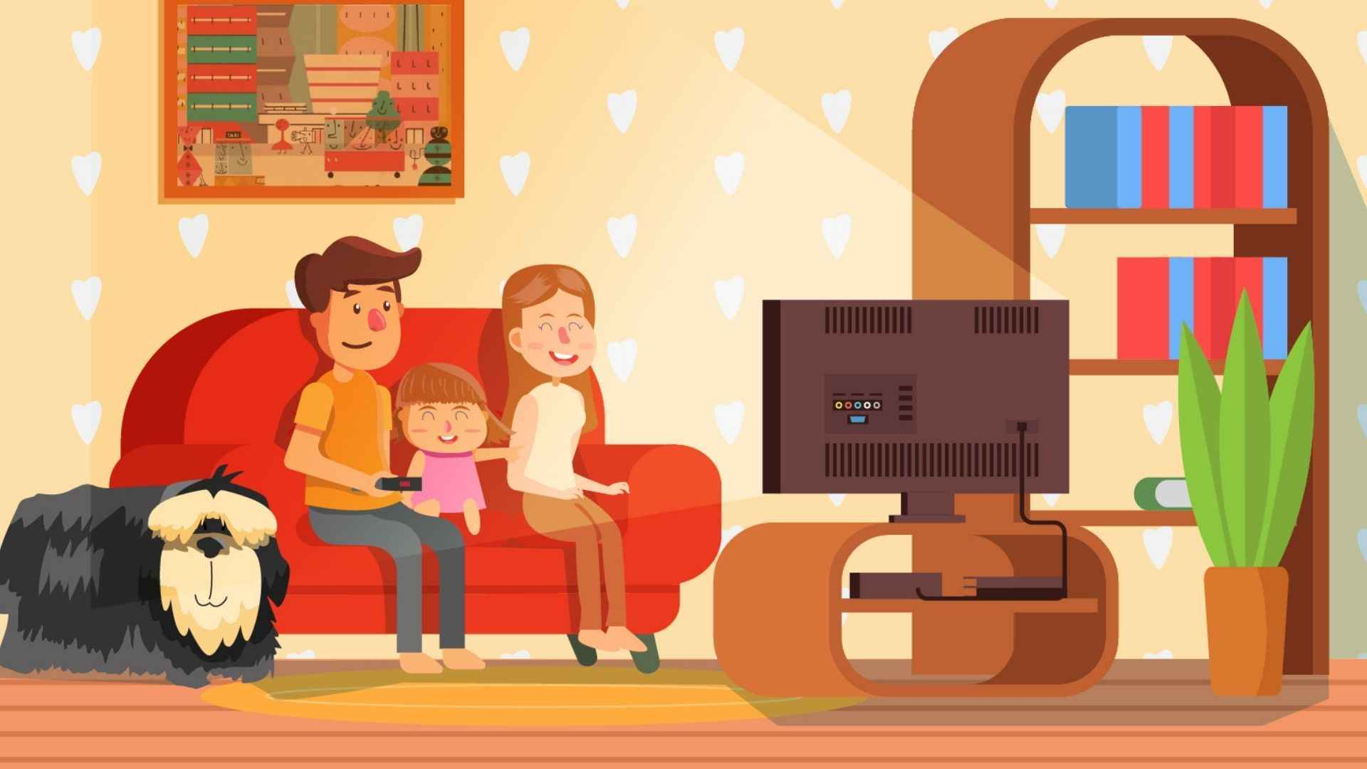Watch animated videos for kids