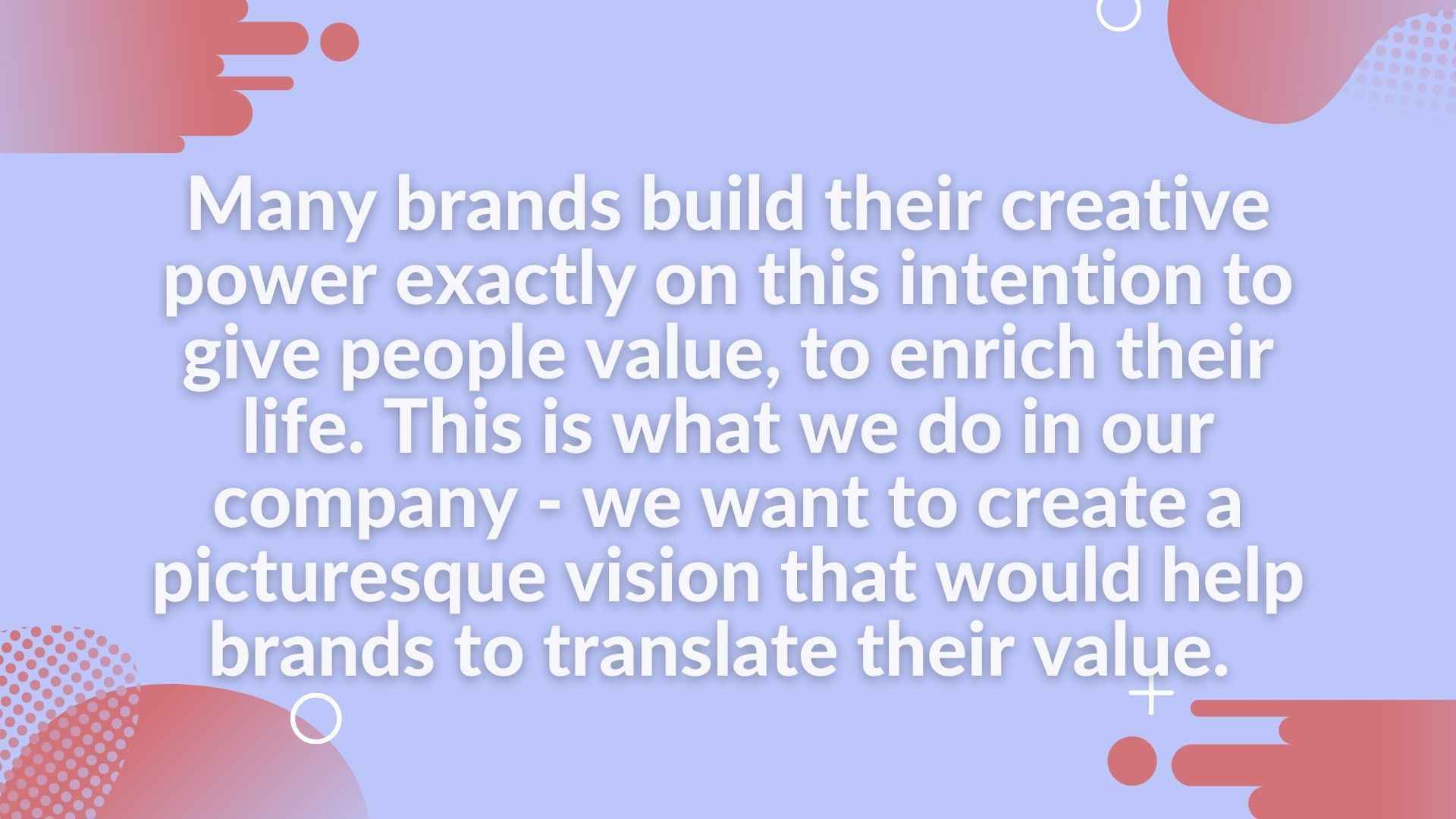 Darvideo wants to create a colorful vision that will help brands show their value