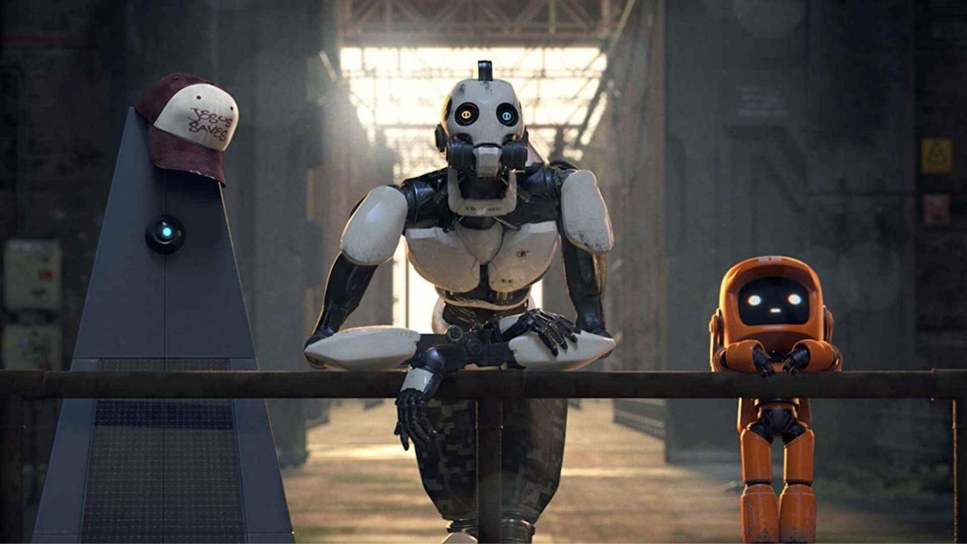 Three Robots, Season 1 Episode 2 - Love, death & robots