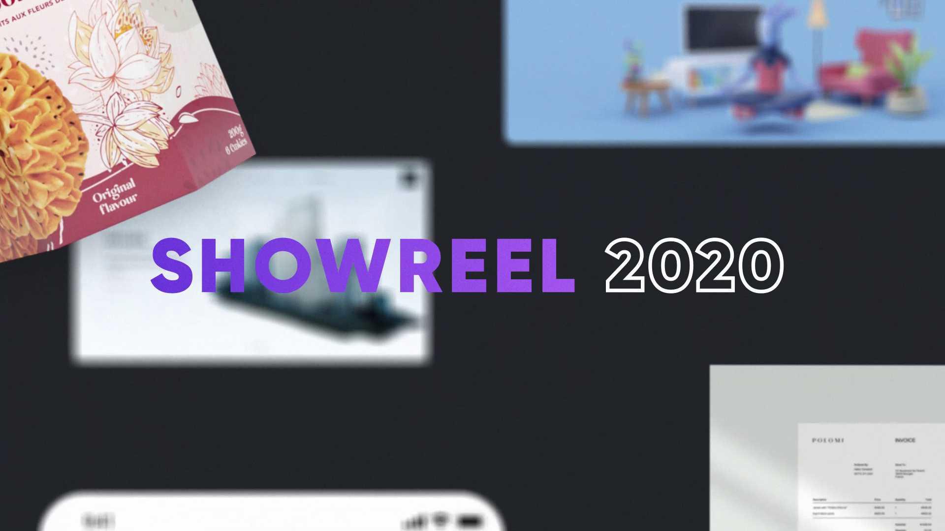 Digital Panda Showreel 2020