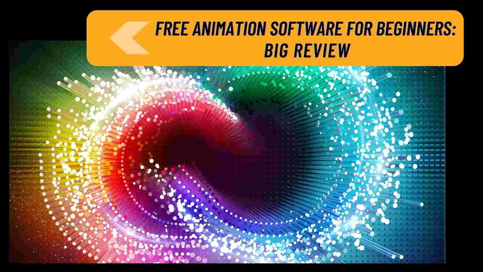 Animation Creator: Free Software