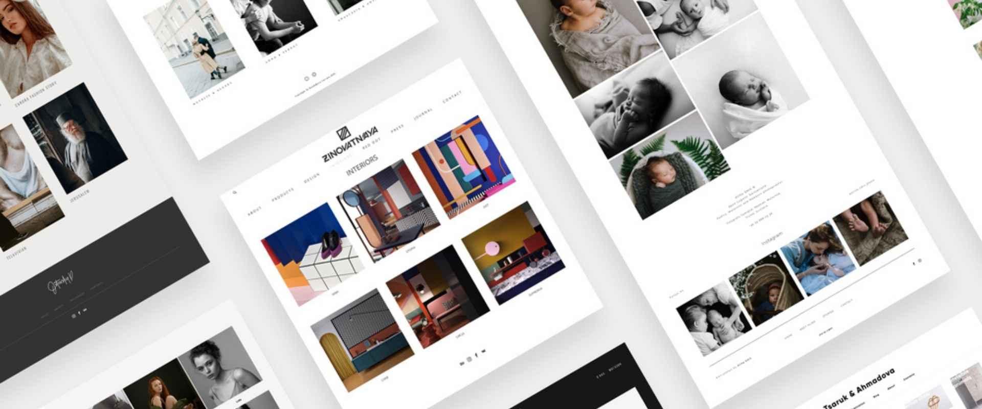 Cool design portfolios