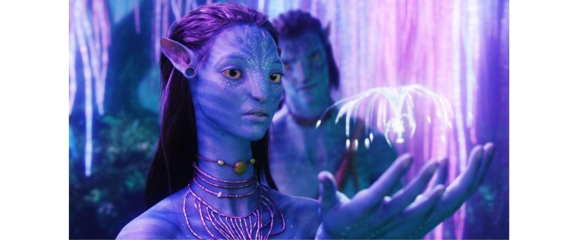 "The film ""Avatar"" - Animation Engine"