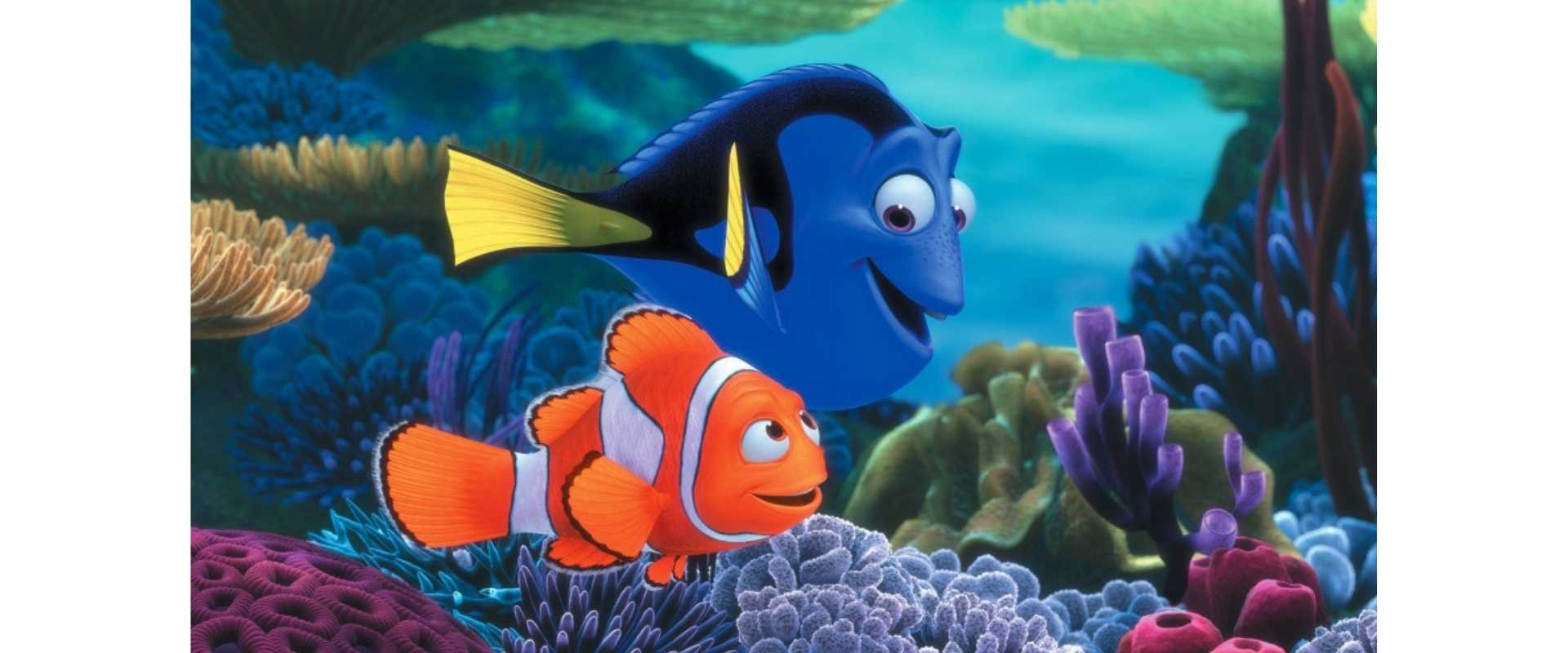 """Cartoon """"Finding Nemo"""" in the article about Animation Engine"""