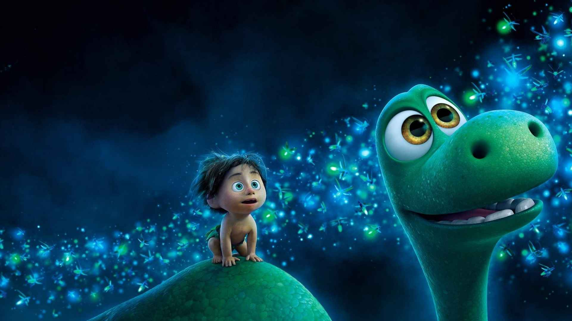 """Pixar cartoon """"The Good Dinosaur"""" in an article about animation"""