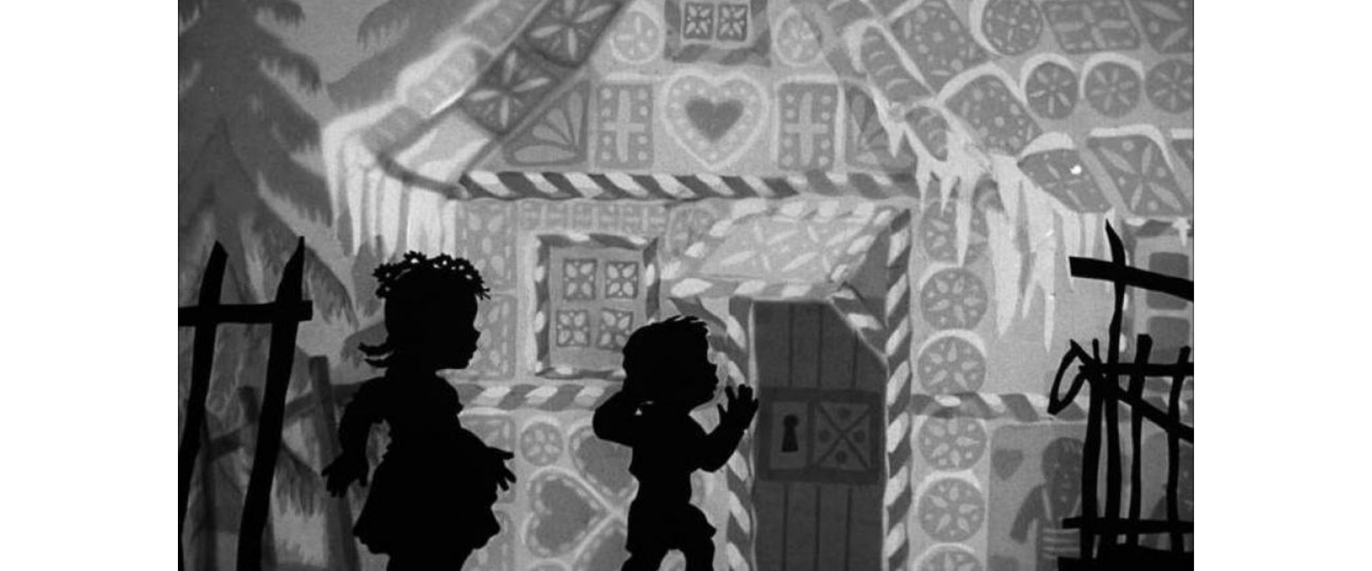 """""""Hansel and Gretel"""", by Lotte Reiniger"""