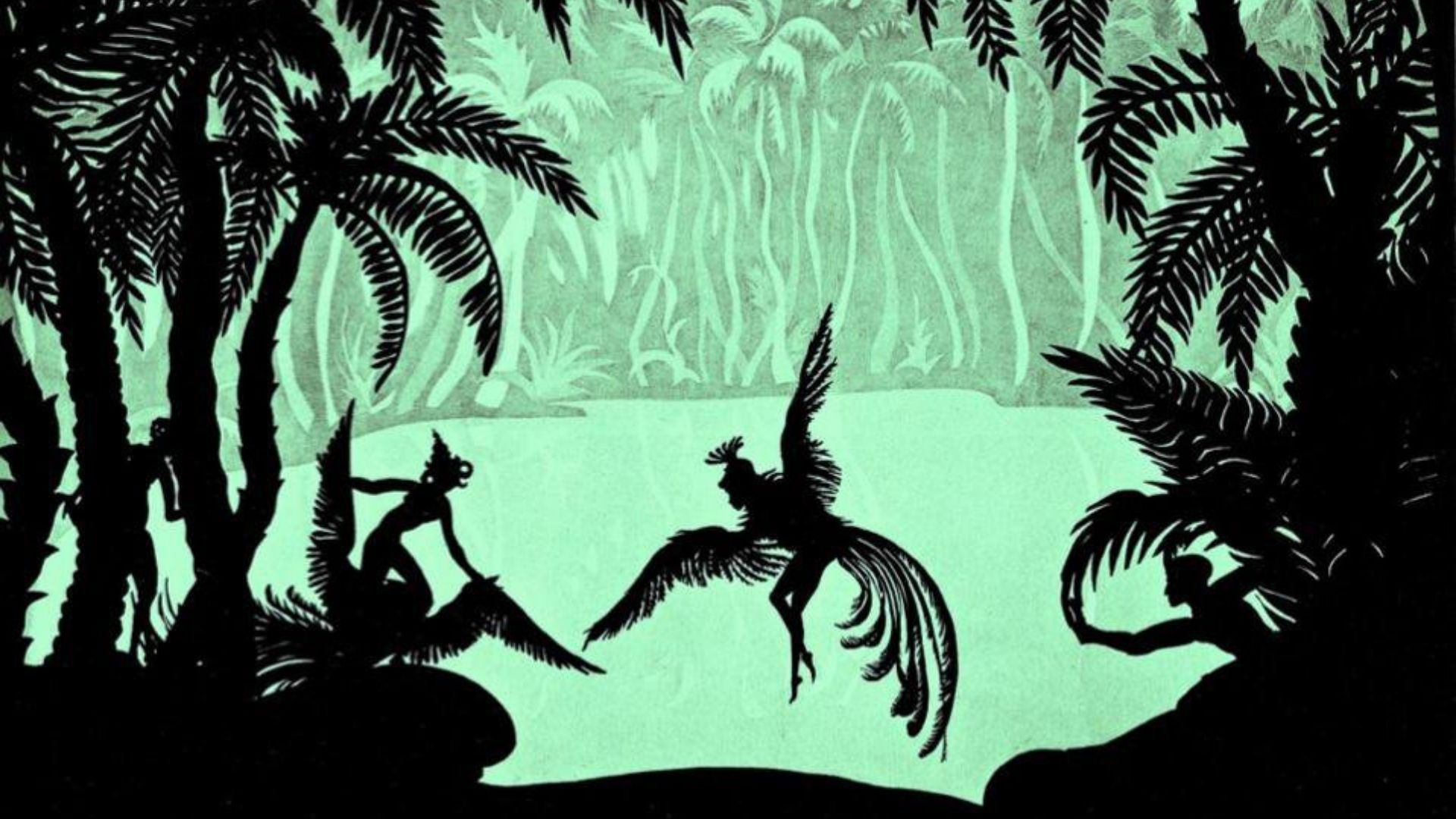 """""""The Adventures of Prince Achmed"""" - article about Lotte Reiniger"""