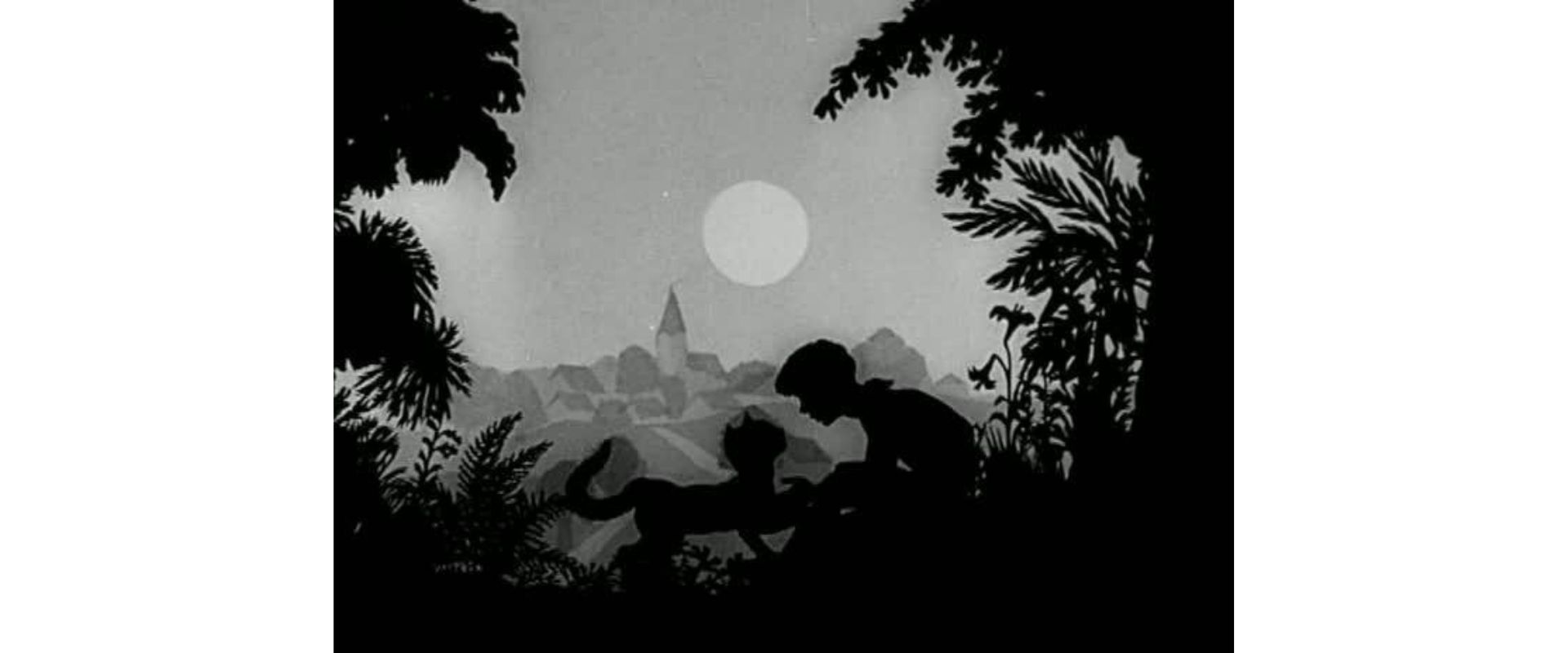 """""""Puss in Boots"""" - article about Lotte Reiniger"""