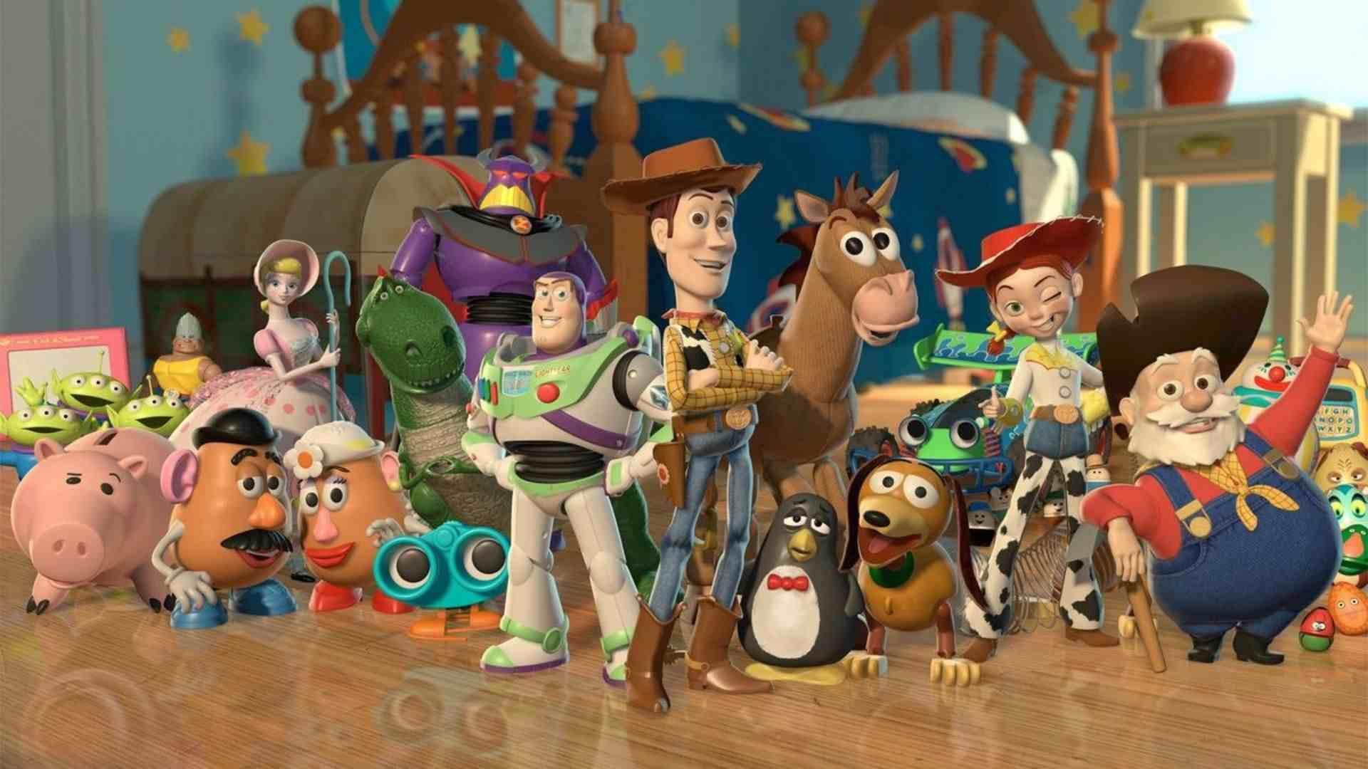 Toy story 2 (1999) - Disney Pixar's Soul article