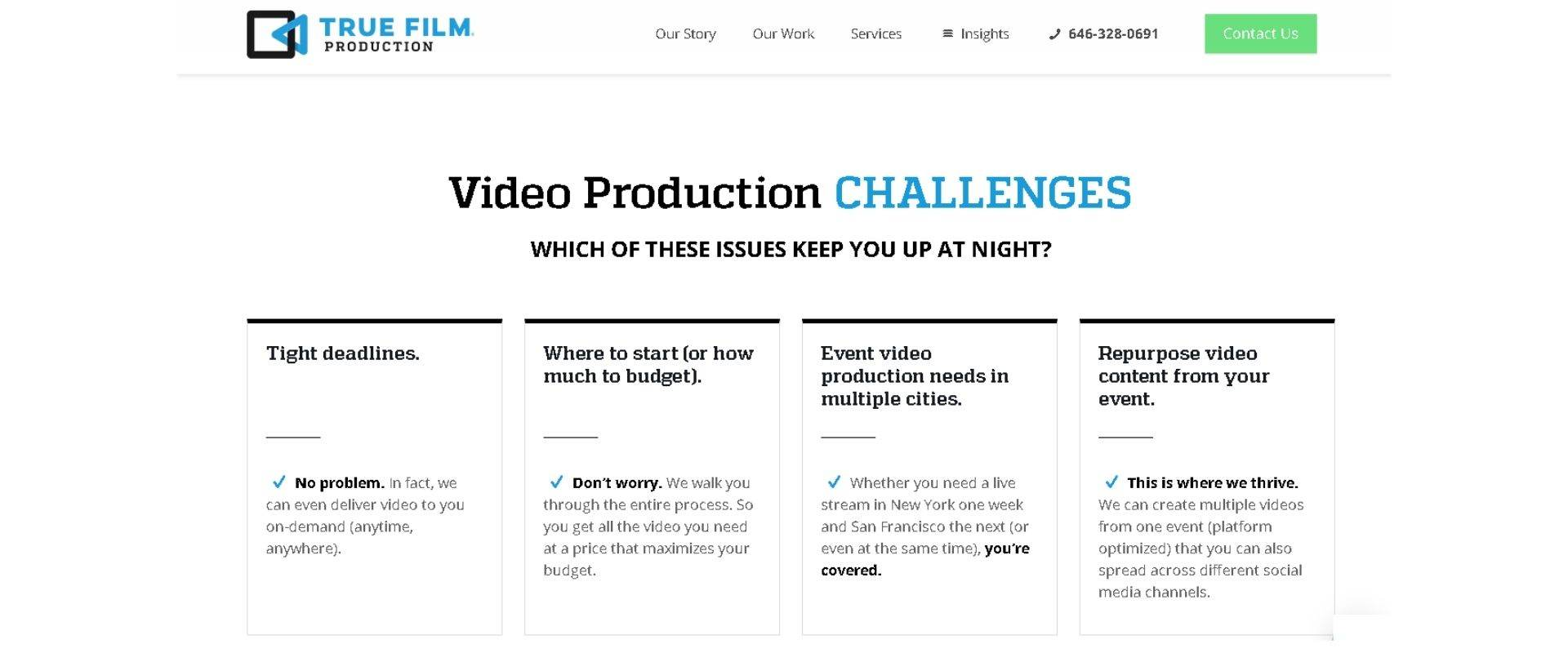 Website True Film Production in article about Animatsyn Company UA