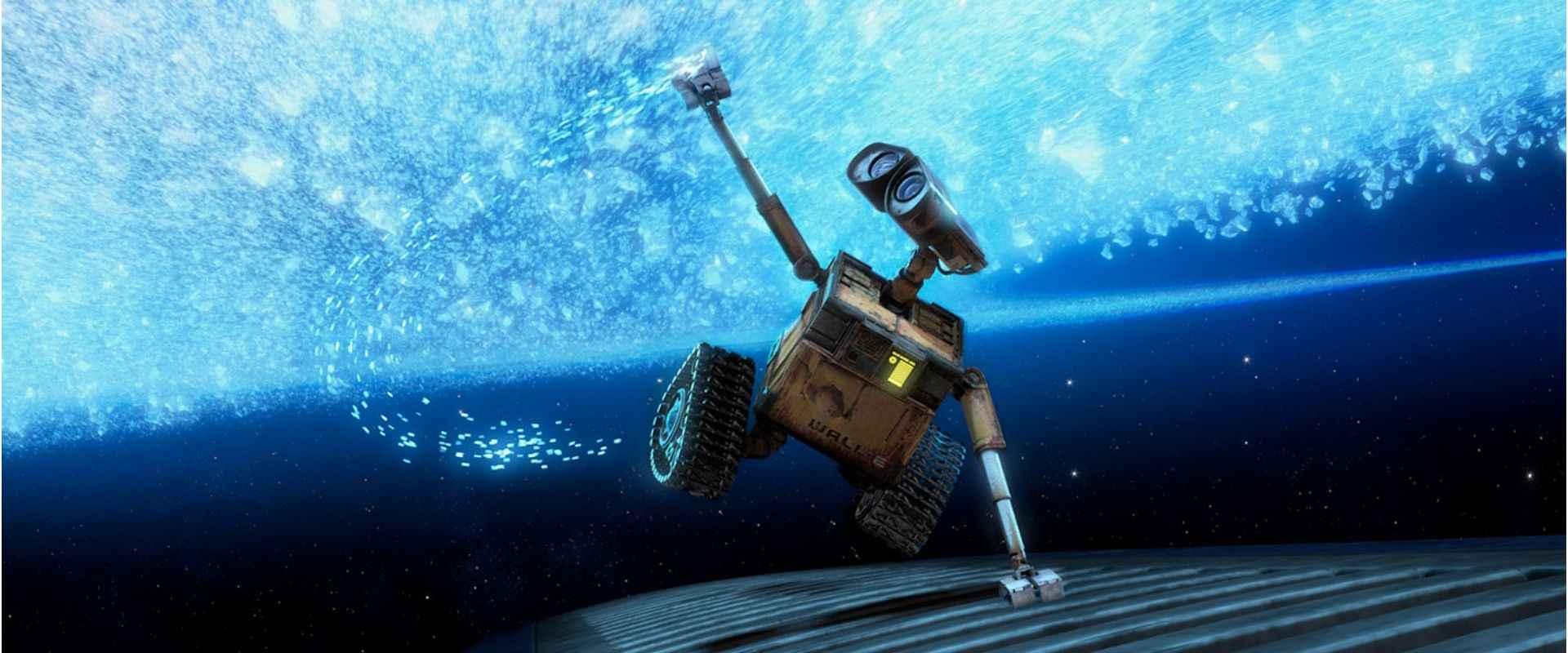 WALL-E (2008) - Pixar